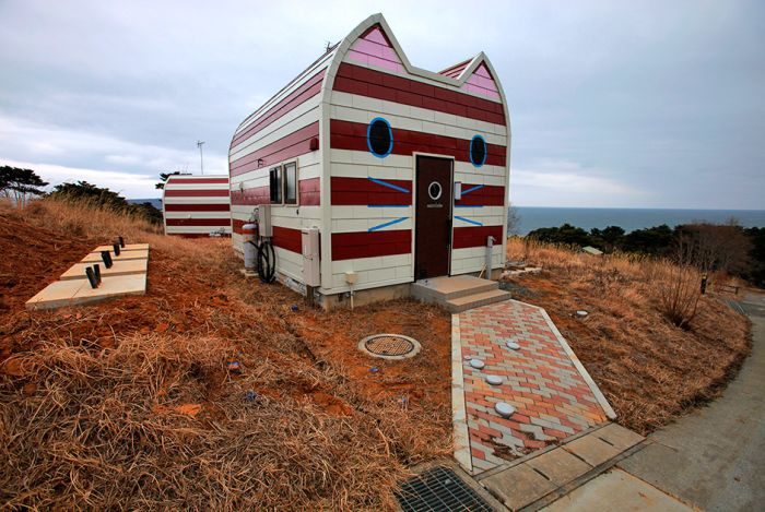 Houses And Buildings That Look Like Animals (21 pics)