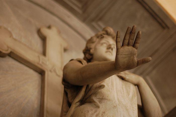 The Epic Monumental Cemetery Of Staglieno (24 pics)