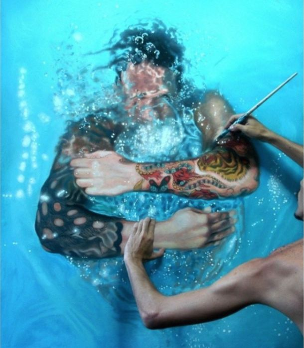 You Will Swear These Paintings Are Real (14 pics)