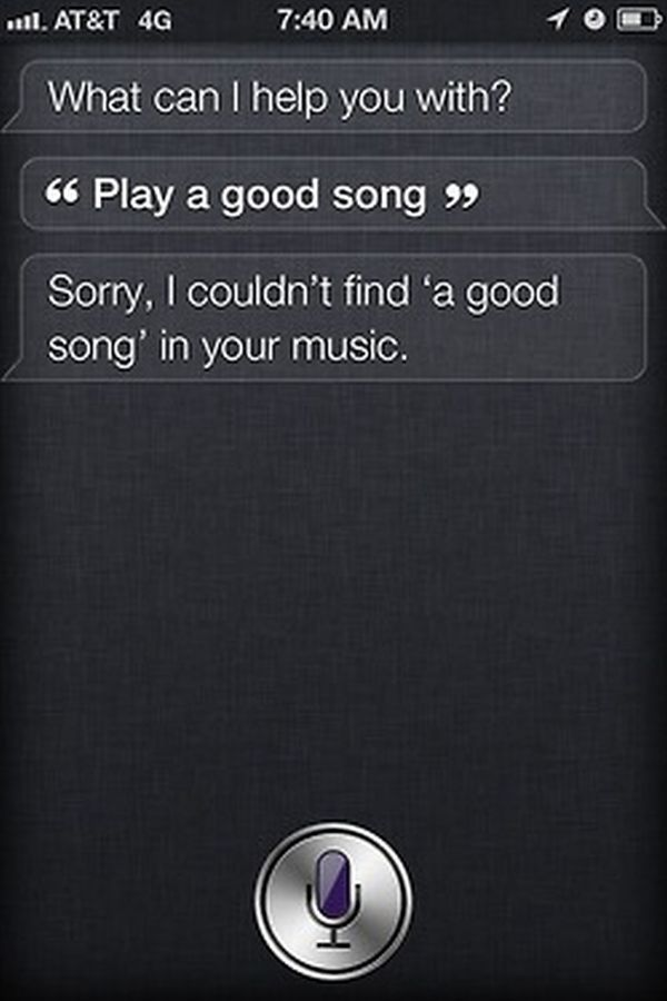 That Awkward Moment When Siri Lets You Down (20 pics)
