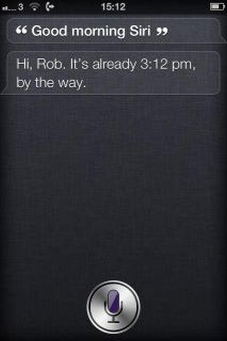That Awkward Moment When Siri Lets You Down (20 pics)