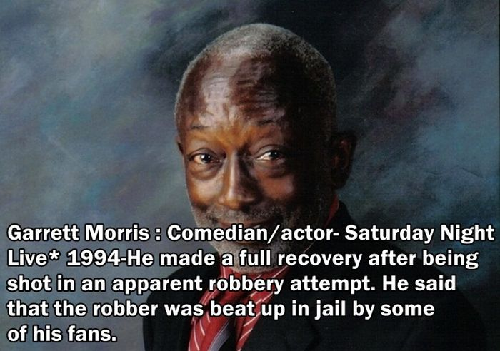 20 Famous People Who Got Shot And Lived (20 pics)