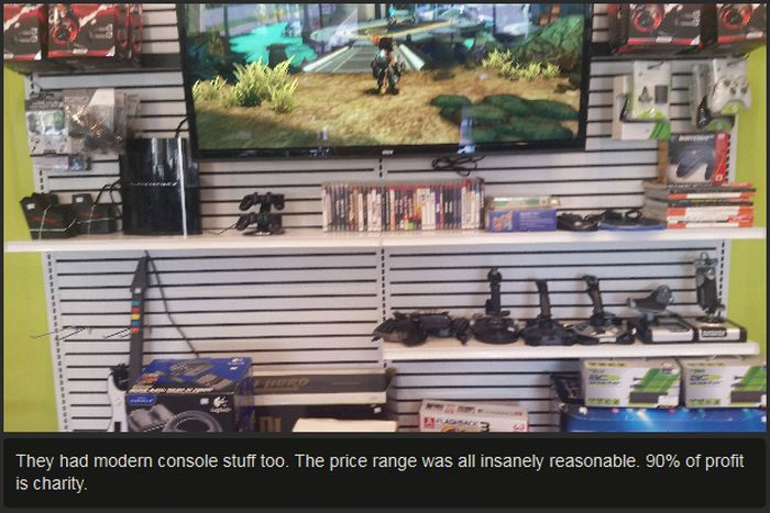 The Grid Is A Gamer's Dream Come True (14 pics)