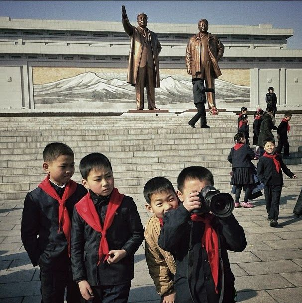 Uncensored Photos Of Life Inside North Korea (40 pics)