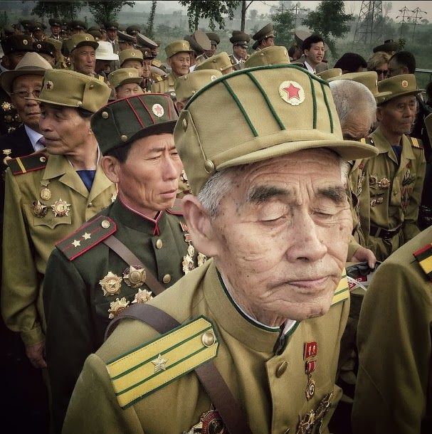 Uncensored Photos Of Life Inside North Korea (40 pics)