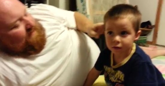 Little Boy Devastated By His Ear And Nose Loss