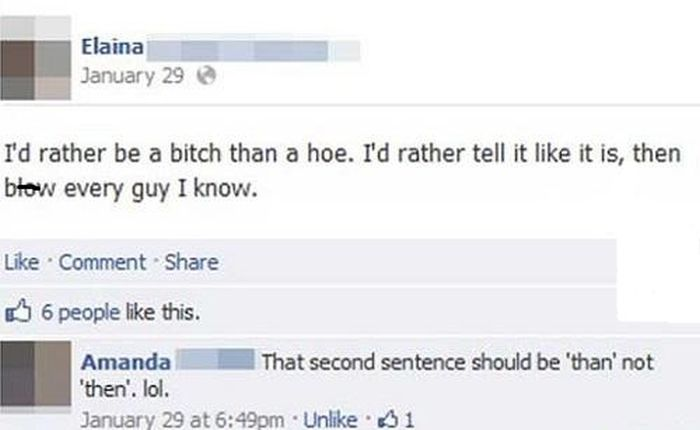 How To Spot Annoying Girls On Facebook (19 pics)