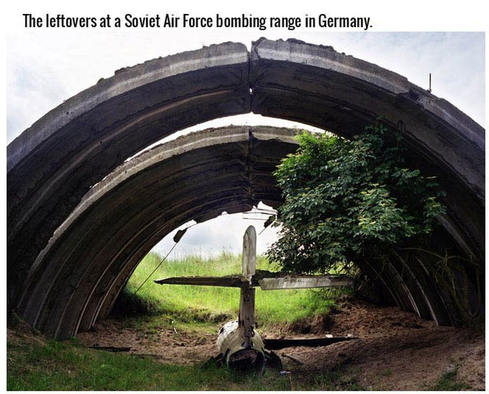 The Remaining Relics From The Cold War (31 pics)
