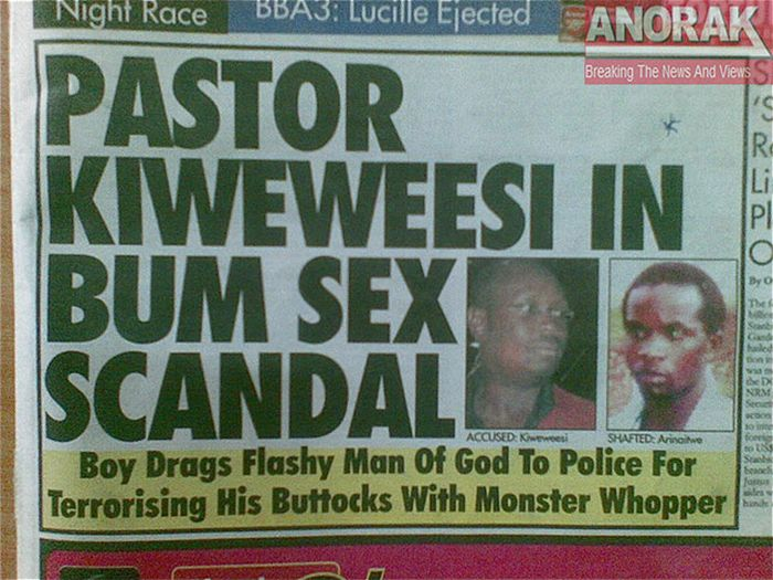 Outrageous News Headlines That Prove The World Isn't Normal (26 pics)