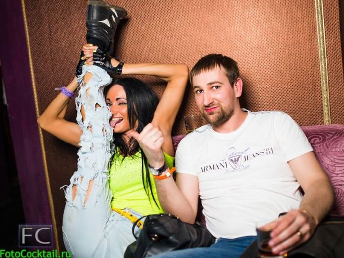 The Exotic Side Of Russian Night Clubs (30 pics)