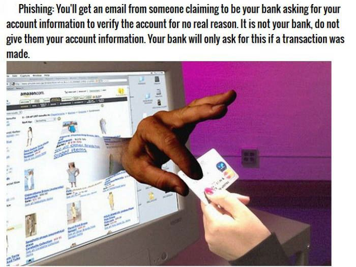 Scams To Watch Out For On The Internet (8 pics)