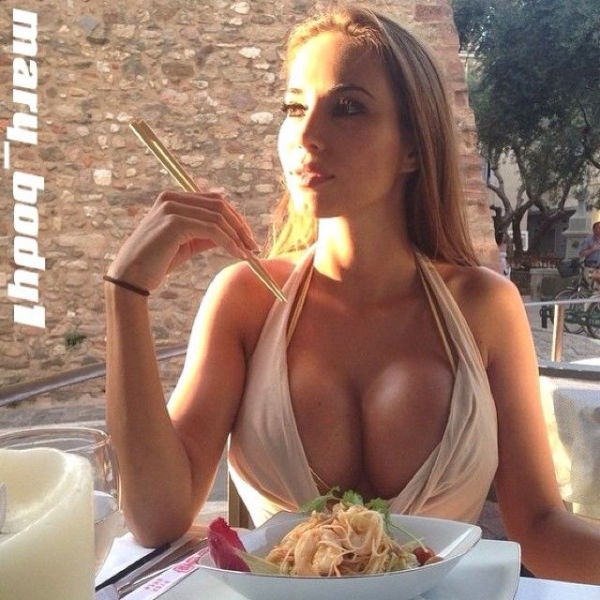 These Beautiful Busty Women Will Brighten Up Your Day (57 pics)