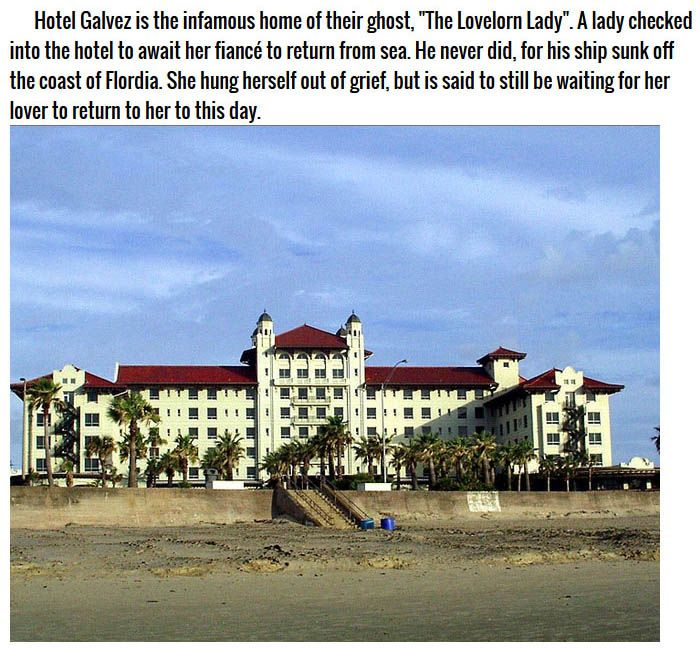 Meet A Ghost At One Of These Haunted Hotels (8 pics)