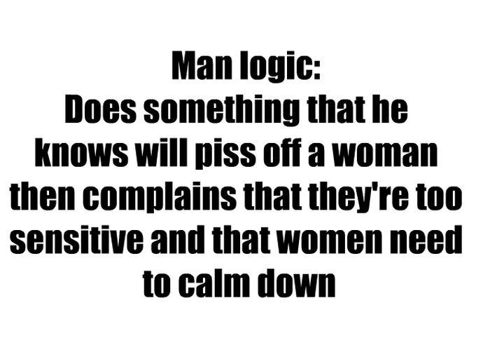 The Best Of Men's Logic And Women's Logic (17 pics)