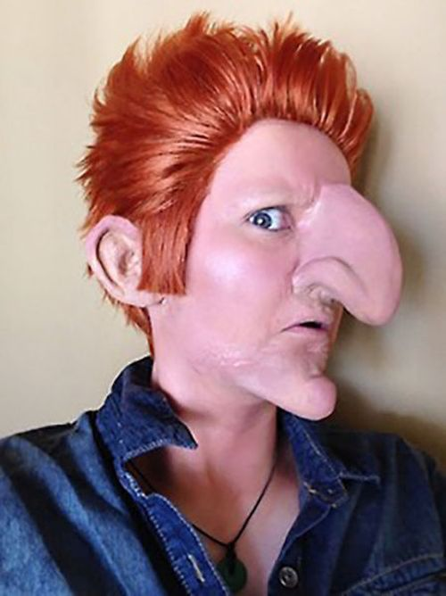 Mindblowing Nigel Thornberry Cosplay (10 pics)