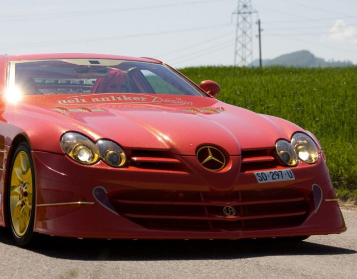 $10 Million Dollar Mercedes Is Worth Every Penny (42 pics)