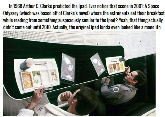 Smart Minds From The Past That Predicted The Future (7 pics)