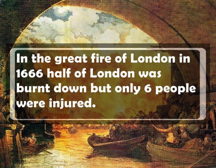 Useless Facts That Might Come In Handy Someday (24 pics)
