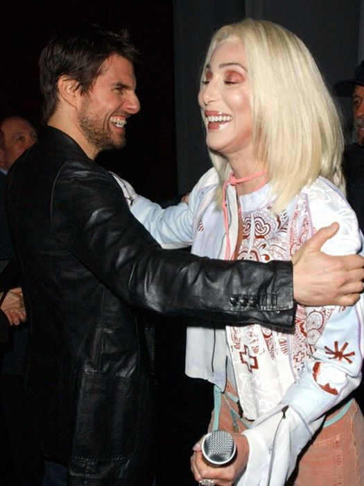 Hollywood's Most Unlikely Celebrity Hookups (17 pics)