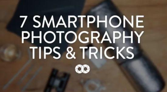 Amazing Smartphone Photography Tricks
