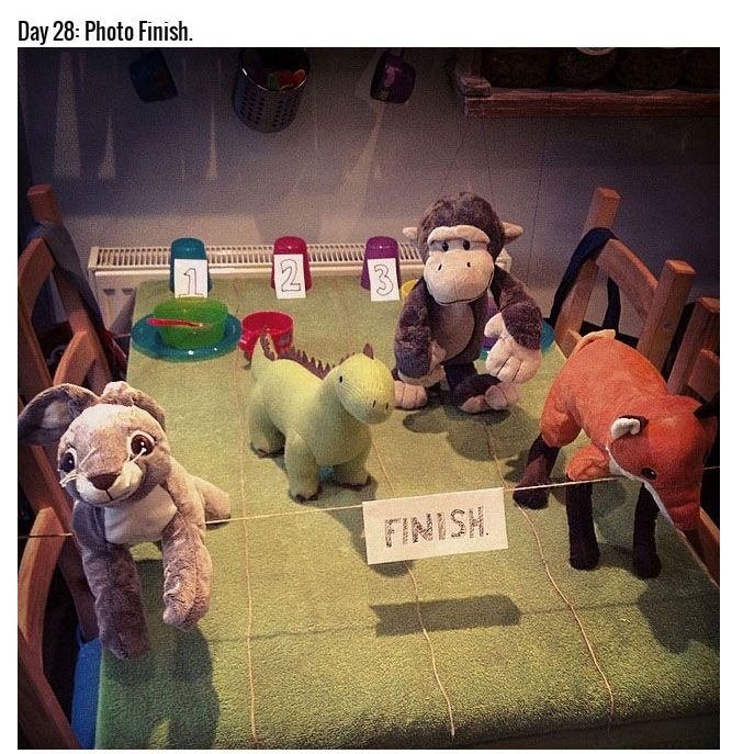 Adoptive Parents Create The Coolest Breakfast Ever (14 pics)