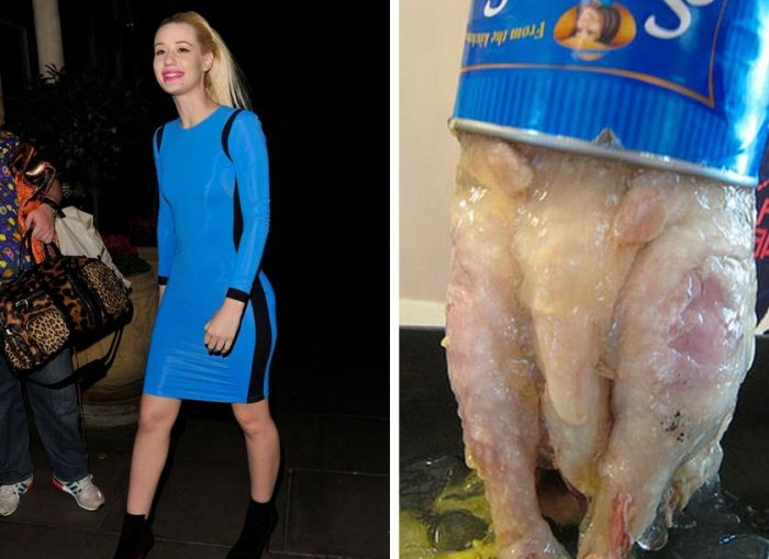 When Food Looks Like Iggy Azalea (15 pics)