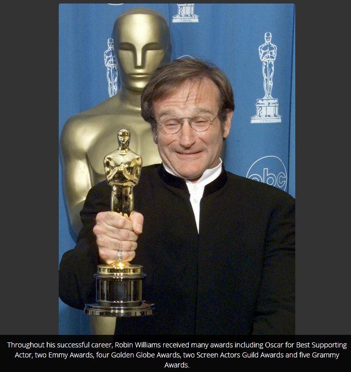 Facts About The One And Only Robin Williams (24 pics)