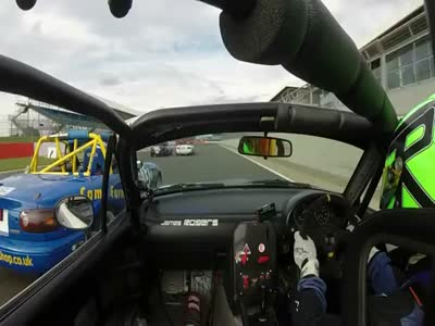 Driver Trolling During The Race