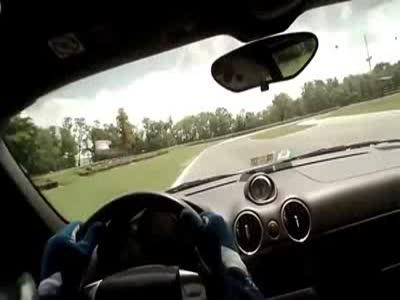 Porsche Driver Hits Deer At High Speed