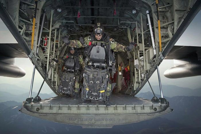 The Most Bad Ass Militaries From Around the World (71 pics)