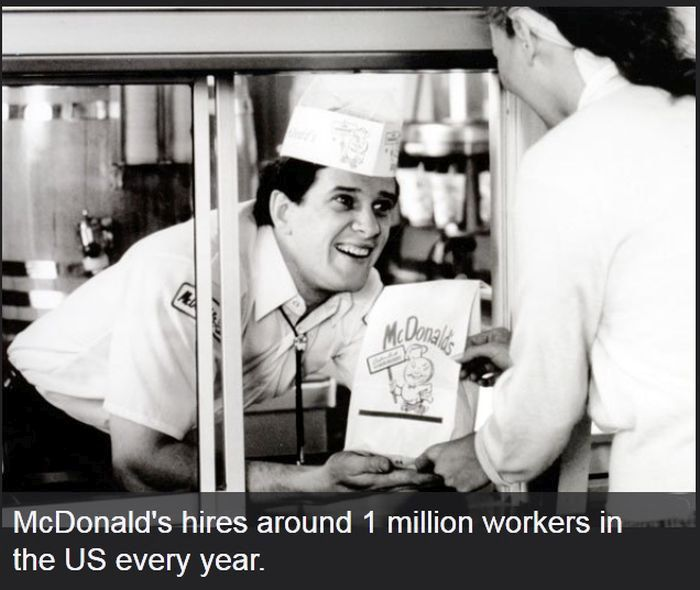 Facts About McDonald's That Will Blow Your Mind (14 pics)
