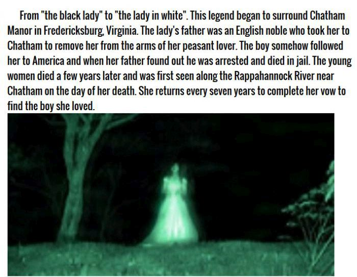 Ghosts Who Can't Let Go Of Their Lovers (6 pics)