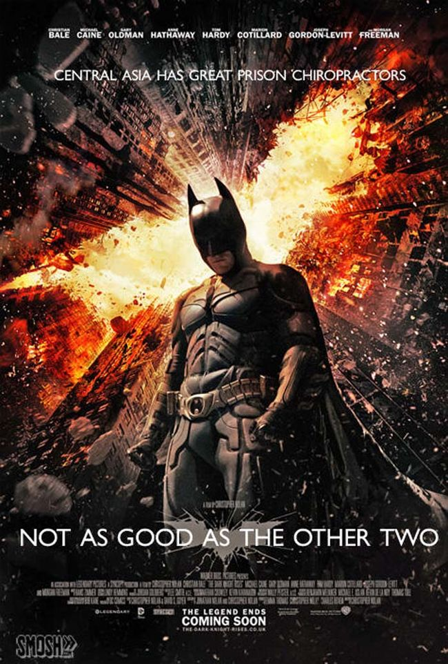 If Movie Posters Were Brutally Honest (15 pics)