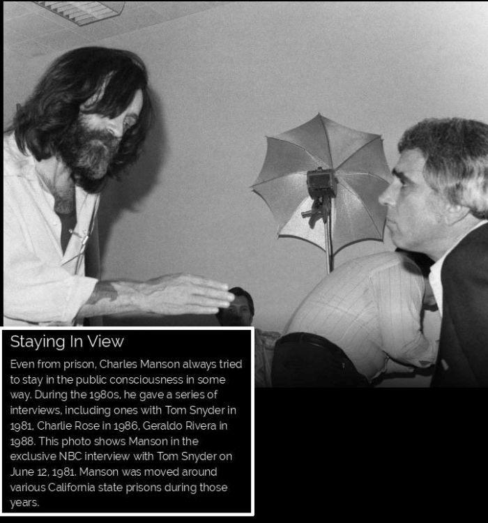 The True Story Of The Manson Family (14 pics)