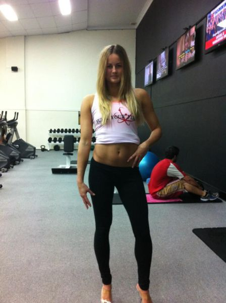 Fit And Sporty Girls Are Strong, Sexy And Fine 53 Pics-5332