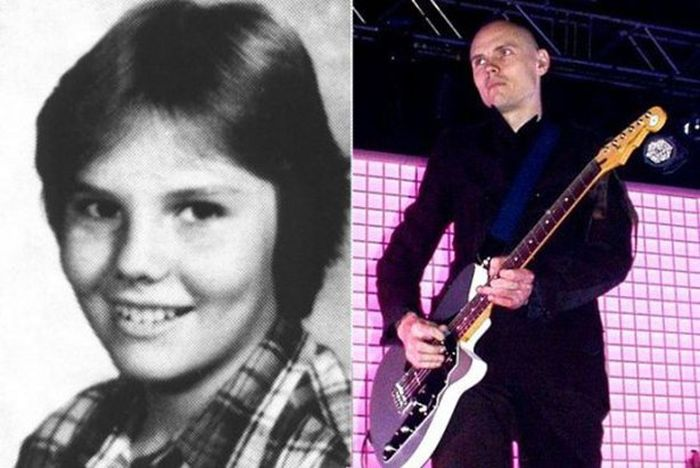 Famous Musicians And Their Awkward Yearbook Photos (30 pics)