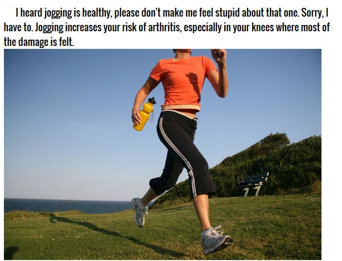Common Things You Do That Damage Your Body (10 pics)