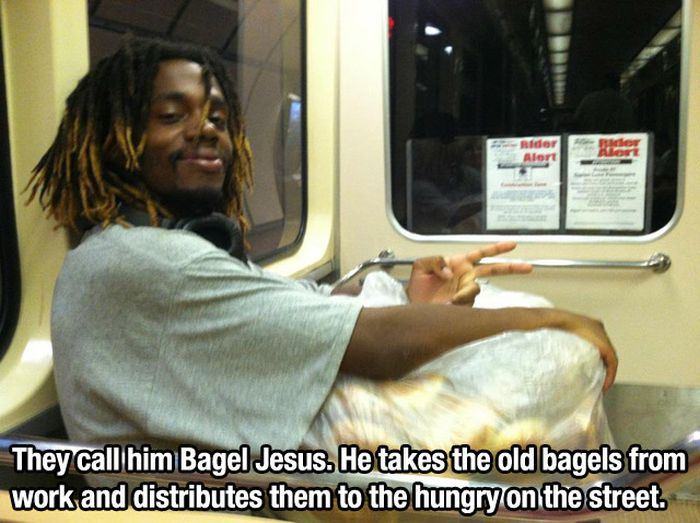 These Awesome People Will Restore Your Faith In Humanity (19 pics)