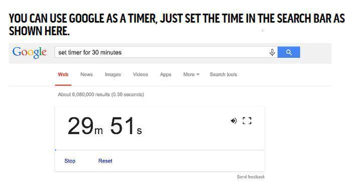10 Awesome Google Tricks You Need To Use (10 pics)