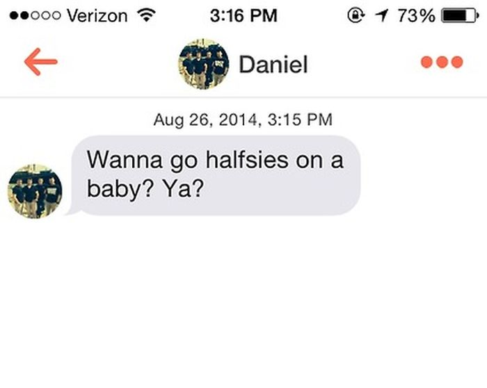 The Best And Worst Of Tinder (23 pics)