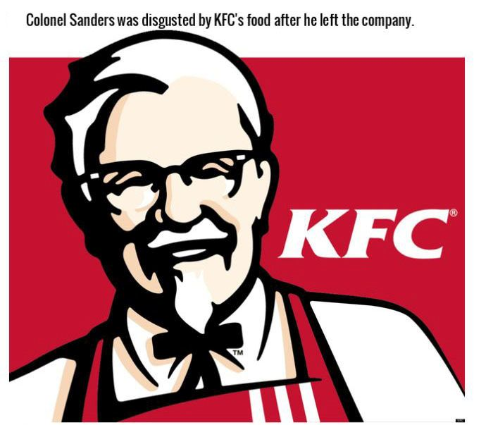 Quick And Random Facts About Fast Food (15 pics)