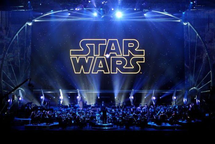 Komik ve İlginç Star Wars Fotoğrafları