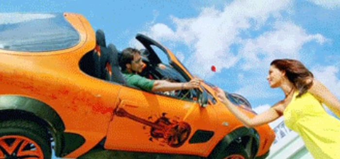 Over The Top Bollywood Film Stunts (24 gifs)