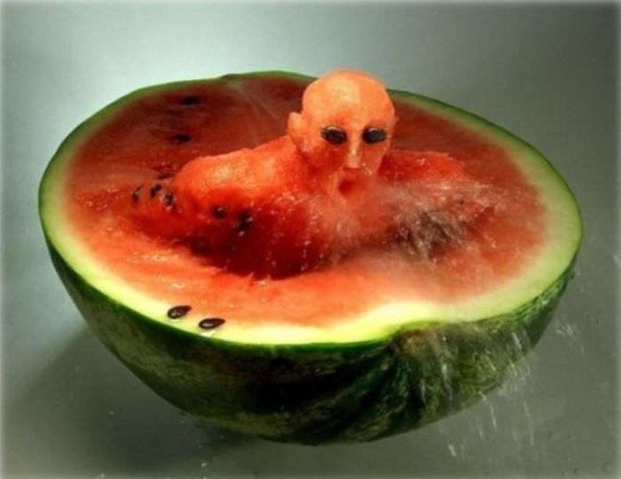 Creepy Food That Will Freak You Out (32 pics)
