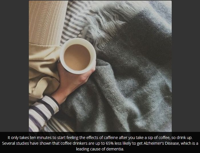 Cool Facts You Probably Don't Know About Coffee (16 pics)