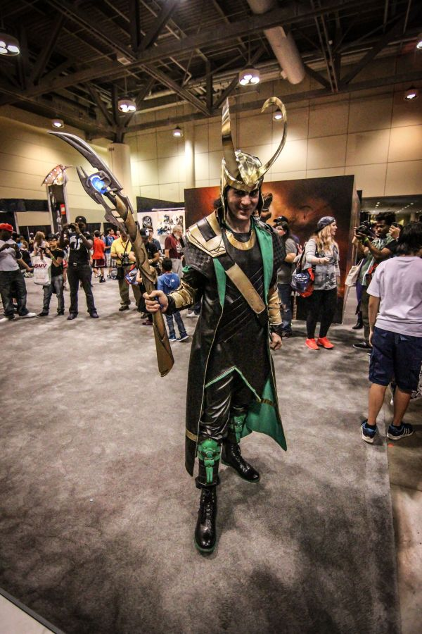 The Coolest Things You Could See At Fan Expo (37 pics)
