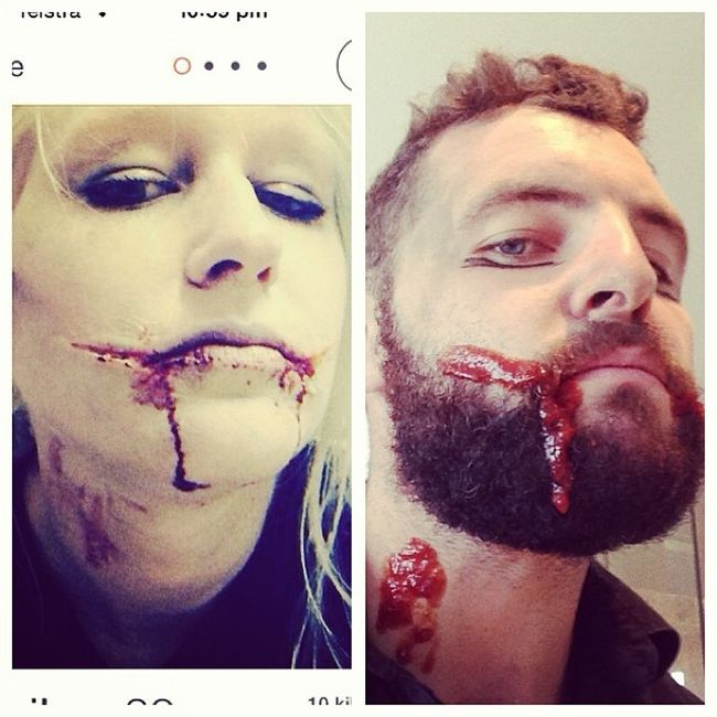 This Guy Is Recreating Girls' Tinder Pics And It's Hilarious (50 pics)