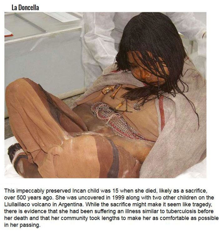 There Are Secrets Inside Of These Corpses (10 pics)