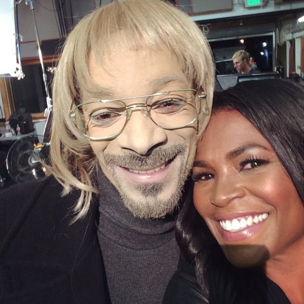 Snoop Dogg Is Now A White Guy Named Todd (4 pics)