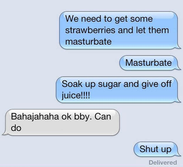 Autocorrect Obviously Has A Dirty Mind (23 pics)